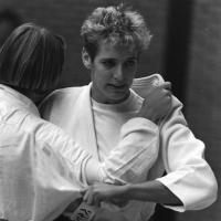 Ingrid Berghmans Judoka