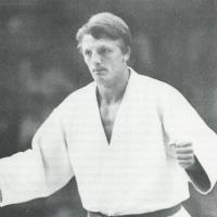 Robert Van de Walle Judoka