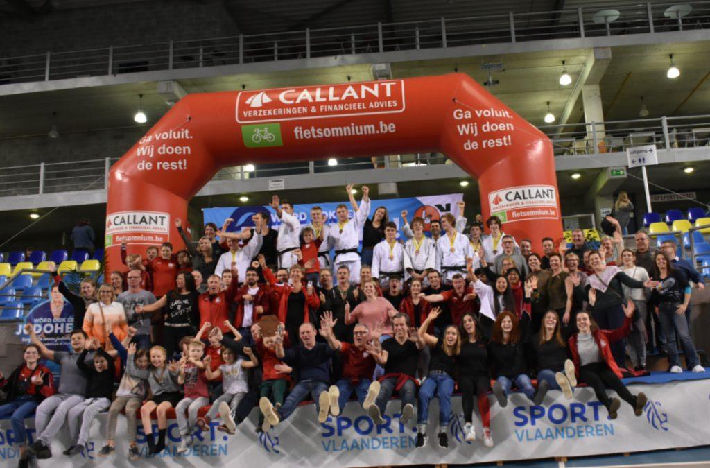 Callant Cup Judo Vlaanderen