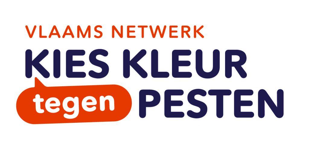 Logo Kies kleur tegen Pesten